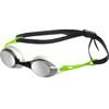 arena Cobra Mirror Goggles smoke-silver-green